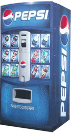 Soda Vending Machines Seattle