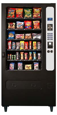 Renton snack machine repair