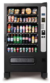 Bellevue soda vending machine repair